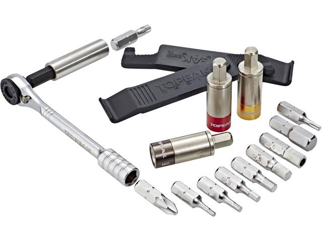 Topeak Ratchet Rocket Lite NTX Cykelværktøj sort/sølv (2019)   tools_component